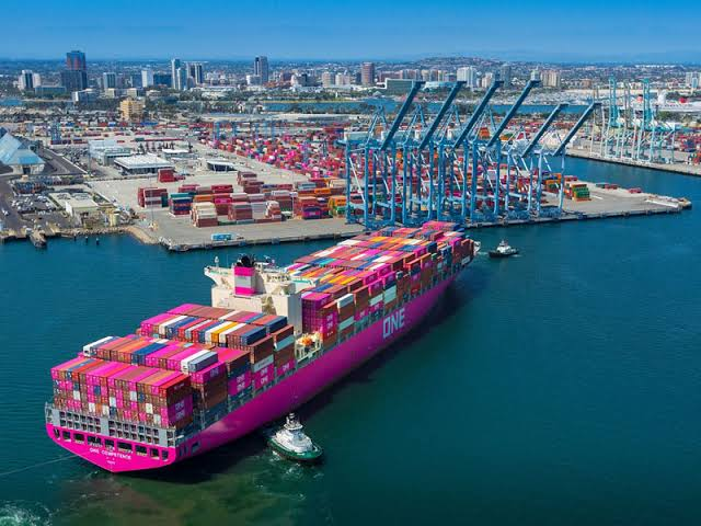El Puerto de Long Beach reporta que fue el 2020 el año más ocupado en a pesar de la pandemia mundial