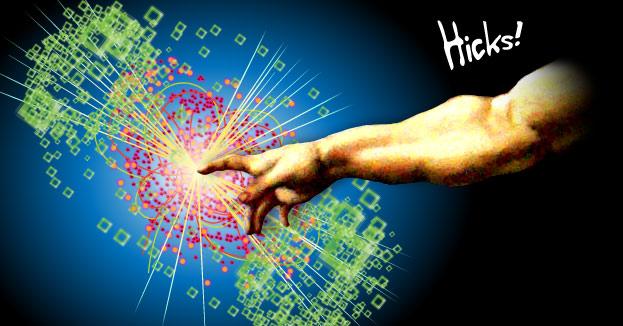 Hix Teilchen