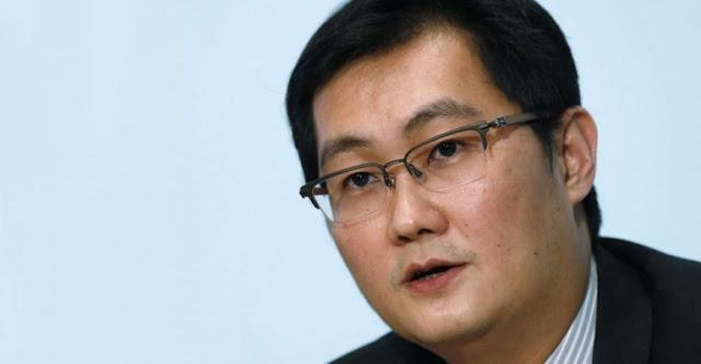 السيد Ma Huateng رئيس شركة Tencent أصبح أغنى رجل في الصين و هذه التفاصيل ...