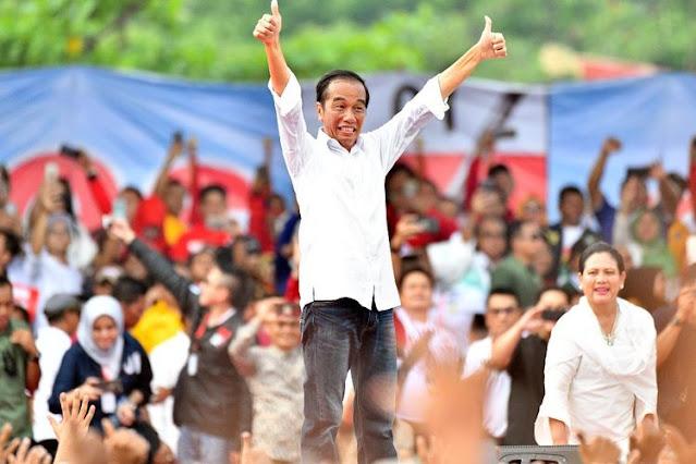 Jokowi Ajak Masyarakat Jadi Relawan Covid, Netizen: Ayo Para Cebong, Jangan Mau Jadi Komisaris Aja!