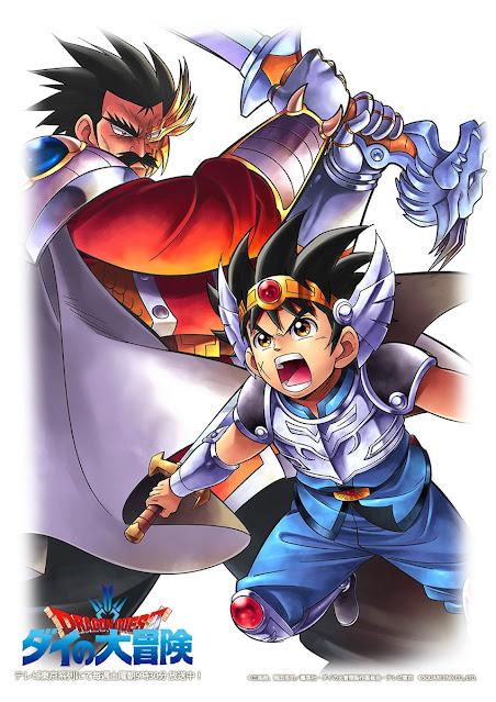 Dragon Quest: Dai no Daibōken (Las aventuras de Fly) muestra nueva imagen promocional.