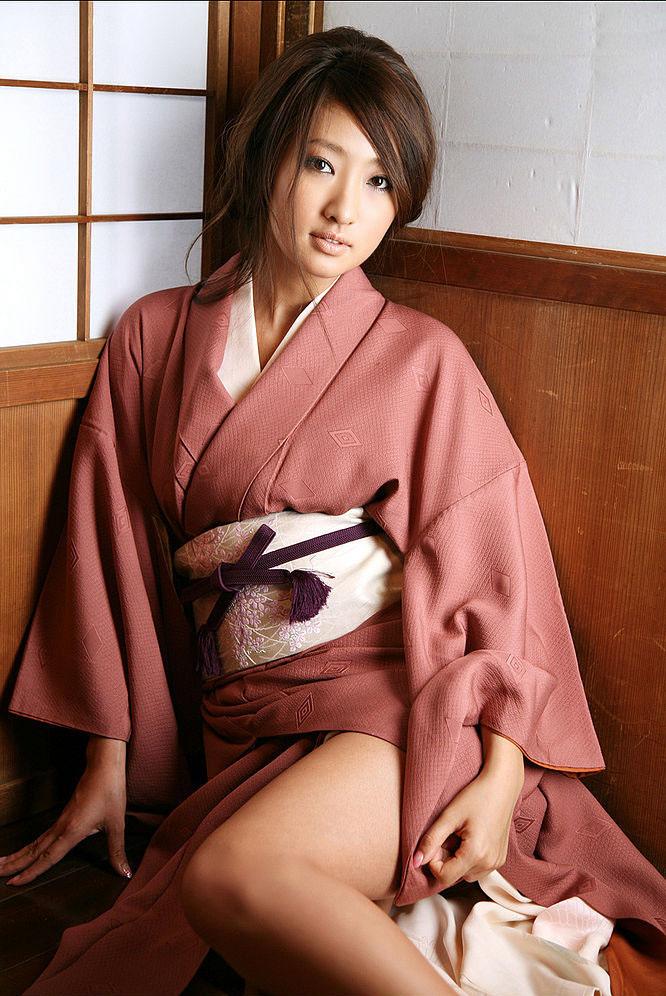 sayaka ando sexy kimono pics 03
