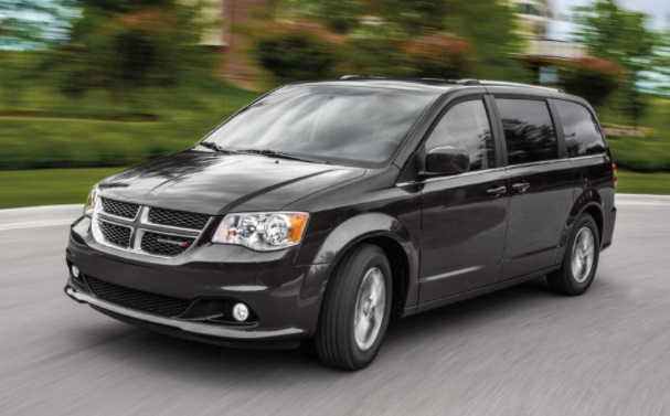 Dodge Grand Caravan Disontinue