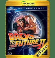 VOLVER AL FUTURO II (1989) BDREMUX 2160P HDR MKV ESPAÑOL LATINO
