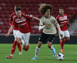 Manchester United ready to announce three youth team signings