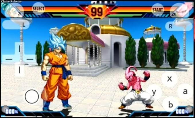 Dragon Ball Z Extreme Butoden Mugen Apk Android & iOS