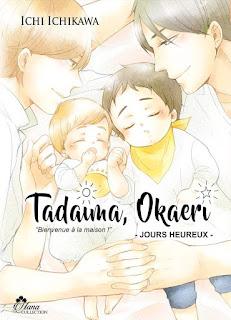 Tadaima okaeri tome 2 de Ichi Ichikawa