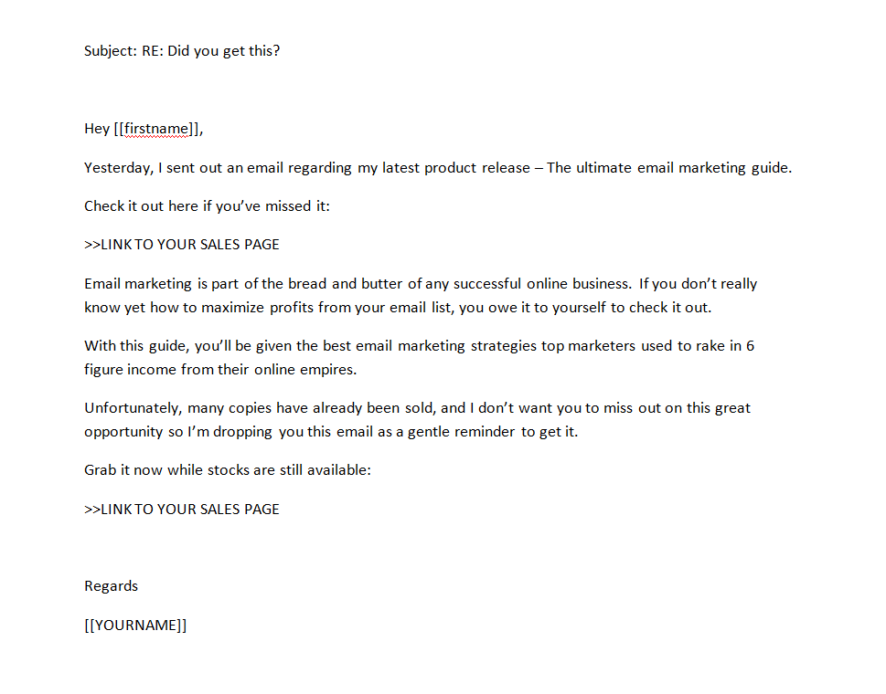 Promotion Letter Writing Tips Sample Of Promotion Letter Resell Rights Ebook