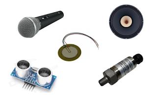 Pengertian Alat Transduser Serta Berbagai Jenisnya Dalam Komponen-Komponen Elektronika
