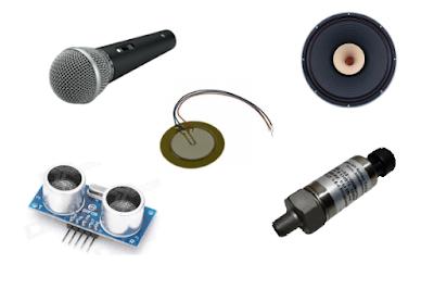 Pengertian Alat Transduser Dan Bentuk Jenisnya Di Komponen Elektronika