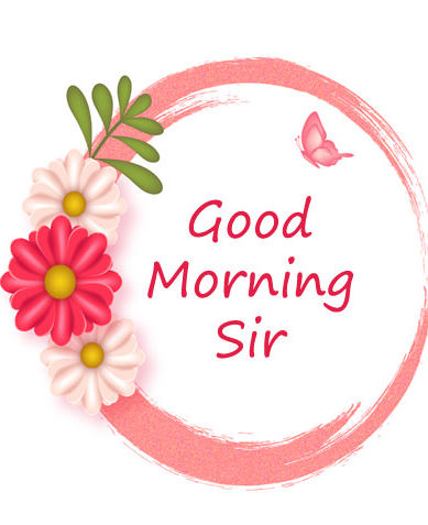 Best Good Morning Wishes Images For Sir