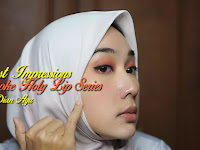 [VIDEO REVIEW] First Impressions Looke Holy Lip Series By: Dian Ayu