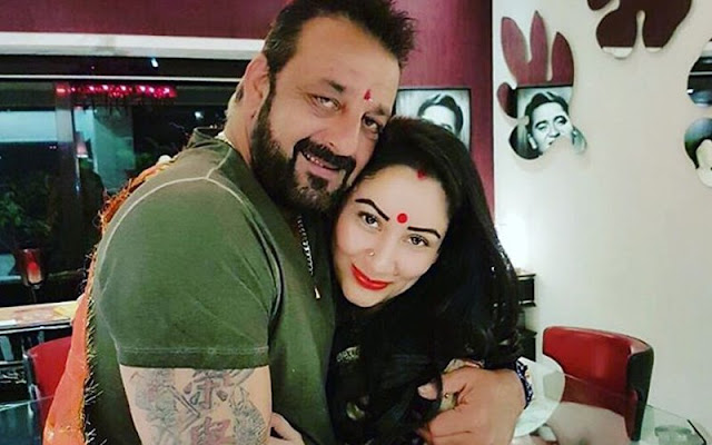 Sanjay Dutt Girlfriend Manyata Dutt