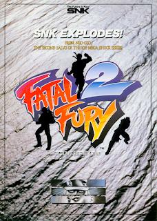 Fatal Fury 2 / Garou Densetsu 2: Arata-naru Tatakai ( Arcade )