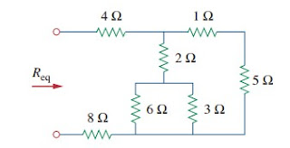 parallel resistor connection current divider