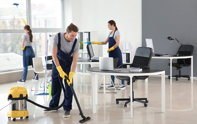 how to grow cleaning business