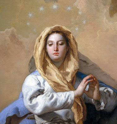Imagem de Nossa Senhora da Imaculada Conceição, pintura, #2