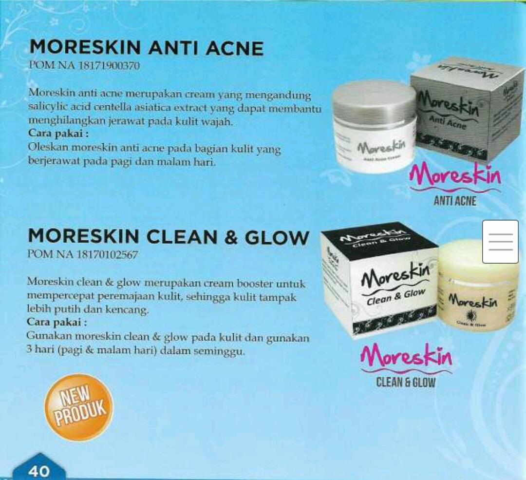 Belajar Untuk Terus Maju Produk Natural Nusantara Nasa Moreskin Clean Glow Cream Sebagai Support Pertanianpeternakanperikanankesehatankecantikan Dan Rumah Tangga