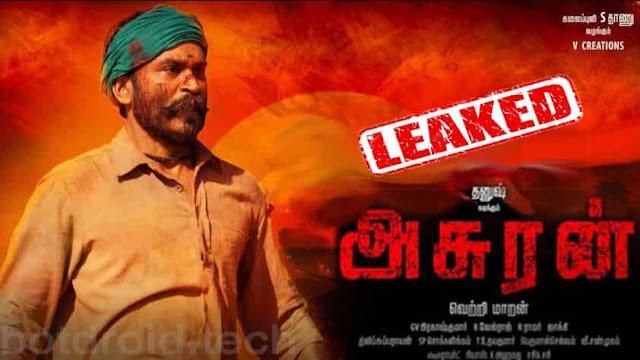 Asuran full movie download leaked by tamilrockers