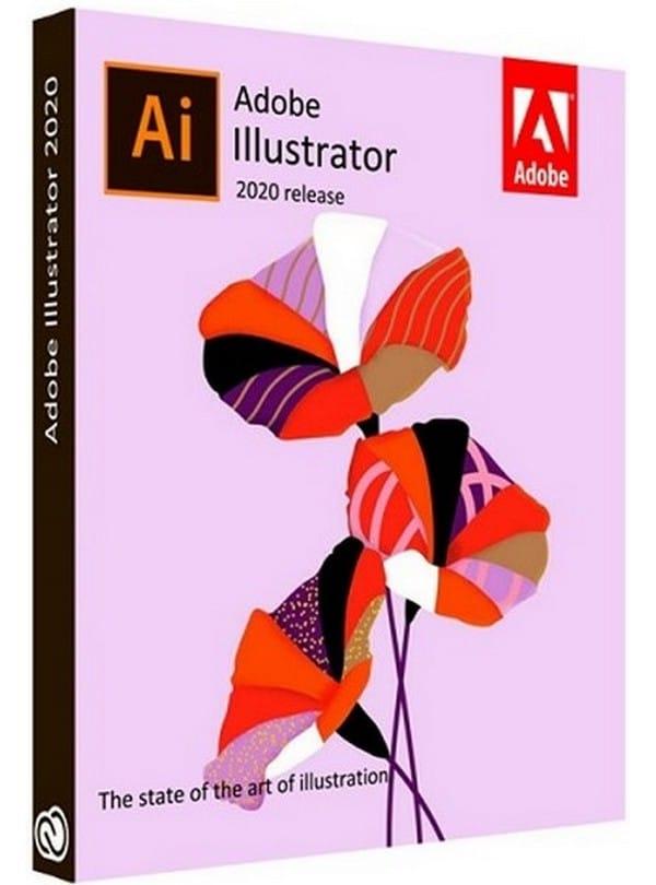 Adobe Illustrator CC 2020 v24.1.2.408 + Ativador Download Grátis