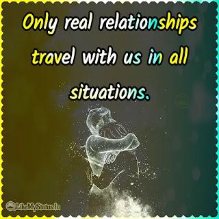 True relationship Quote