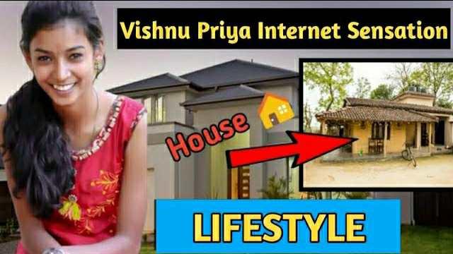 Vishnu Priya (TikTok) Viral Girl Biography, Lifestyle, Income & Boyfriend