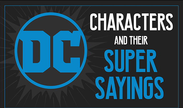 DC Character And Their Super Sayings