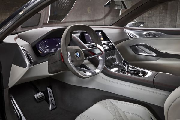 2018 bmw dashboard. delighful dashboard new 2018 bmw 8 series coupe concept interior  dashboard photos throughout bmw