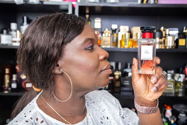 Woman spends more than £20,000 on fragrances to protect herself from racist bullies