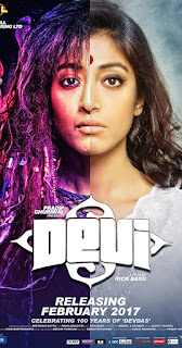 Devi 2017 Bengali Movie 480p WEBRip 600MB