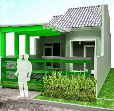 Desain Rumah Minimalis Type 36 Terbaru Desain Interior Eksterior