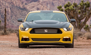 2016  Ford Shelby Terlingua Mustang GT Front