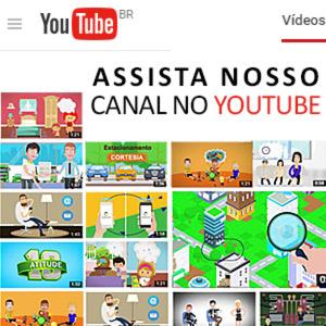 Assista nosso canal no youtube