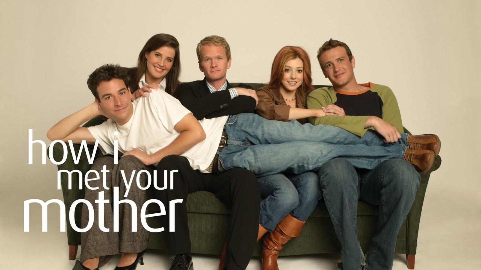 pics arrena: How I Met Your Mother Wallpapers