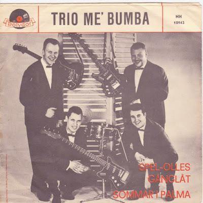 Trio Me' Bumba (Single 45) 1963