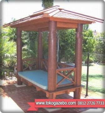 Gazebo Mini Glugu Jepara