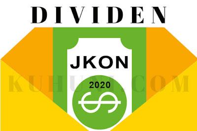Jadwal Dividen JKON 2020
