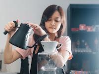 Space Coffee Roastery: Tempat Sangrai Kopi Enak dan Langka
