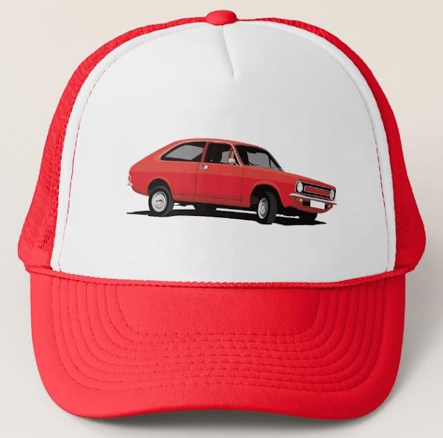 Morris Marina Coupé ADO28 - trucker hat / cap