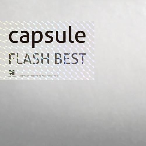 CAPSULE FLASH BEST rar, flac, zip, mp3, aac, hires