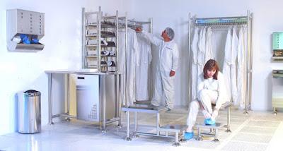 Thông số kỹ thuật xác định phòng sạch