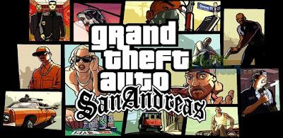 لعبة GTA San Andreas كاملة Apk & Data مجانا للاندرويد