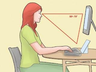 11 نصيحة للحفاظ على عينيك اثناء جلوسك أمام الكمبيوتر