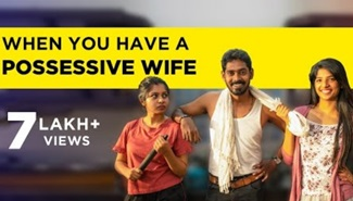 When you have a possessive wife | Awesome Machi
