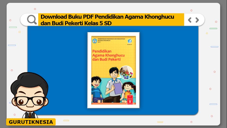 download buku pdf pendidikan agama khonghucu dan budi pekerti kelas 5 sd