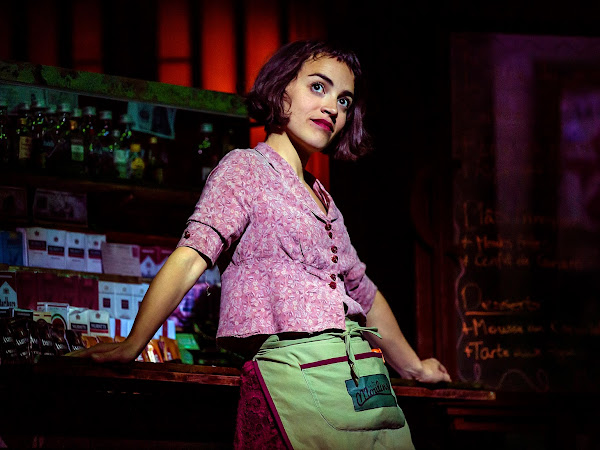 Amelie (UK Tour), New Victoria Theatre | Review