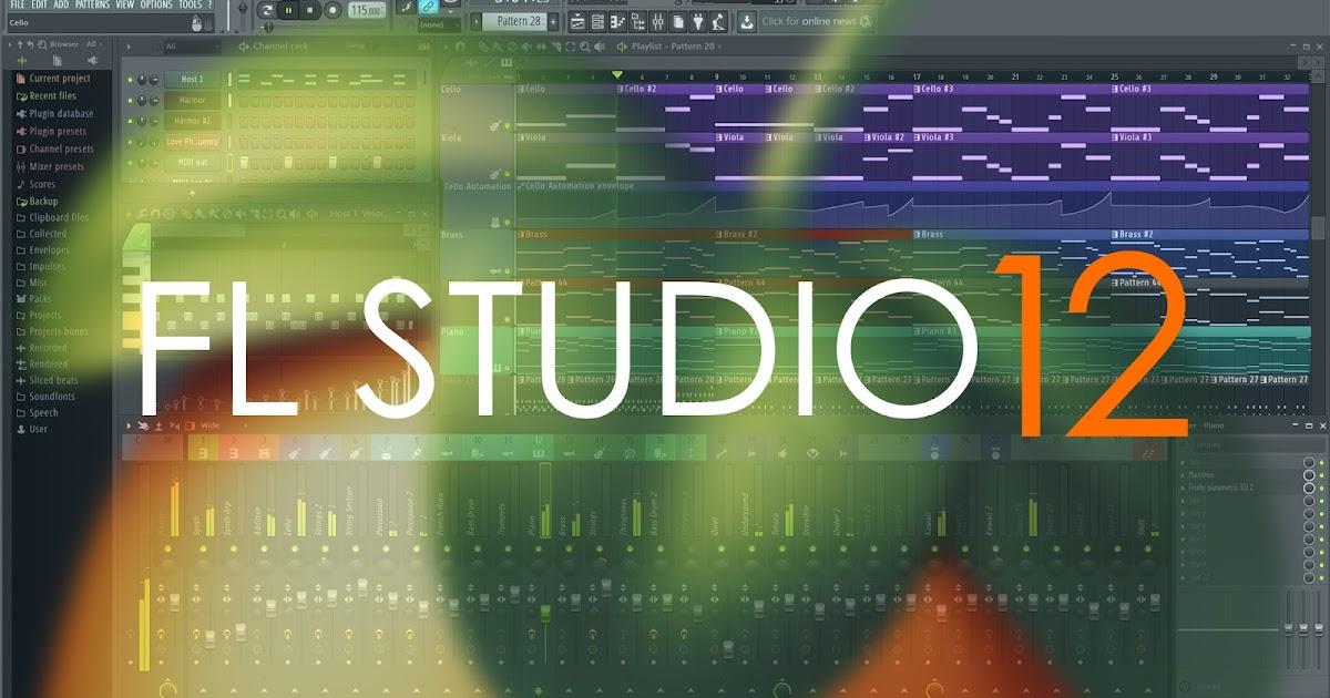 reliable crack: fl studio 12 crack download only