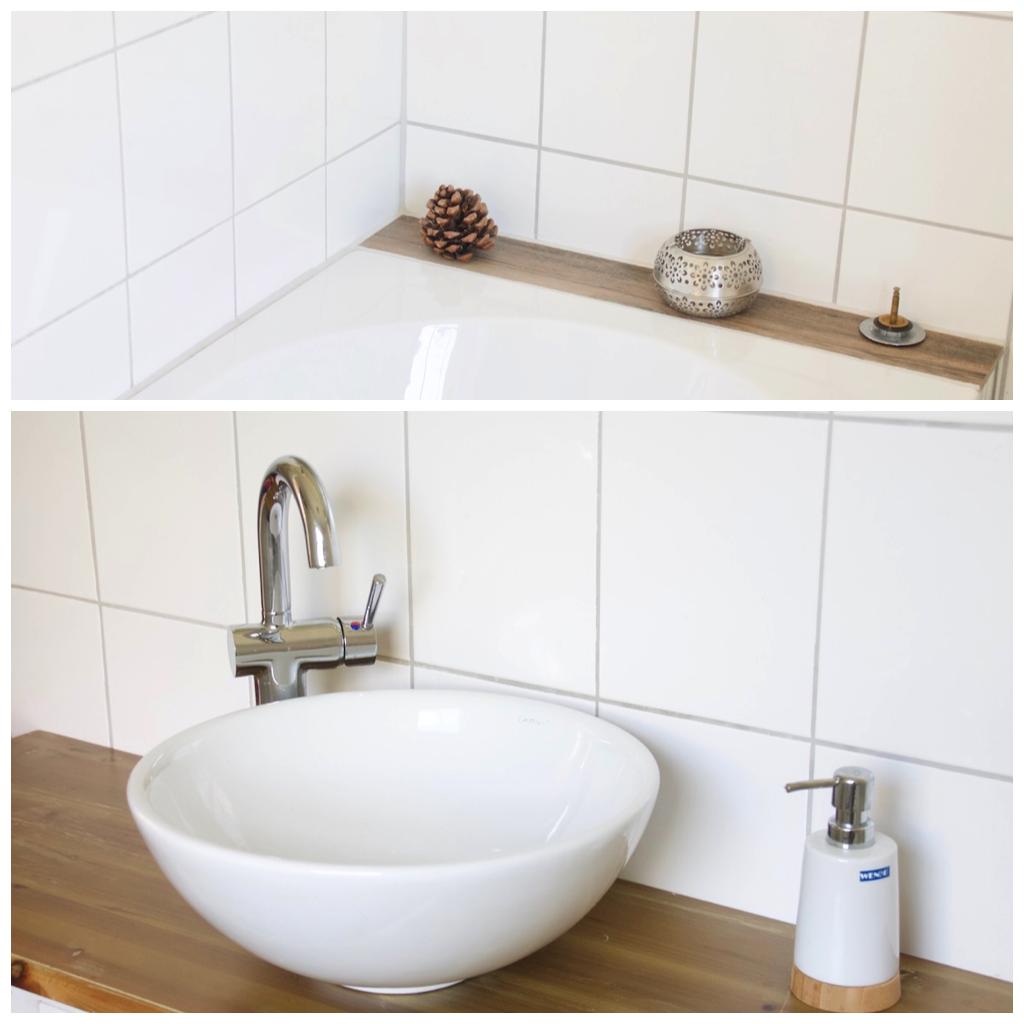 vorher-nachher: das badezimmer - sunnys haus, Badezimmer ideen