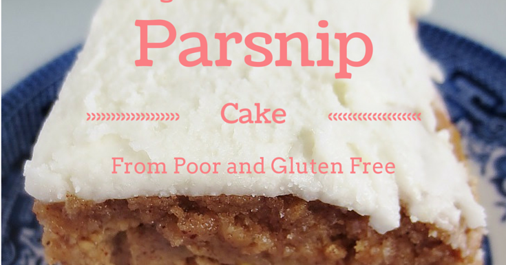 Gluten Dairy And Soy Free Carrot Cake