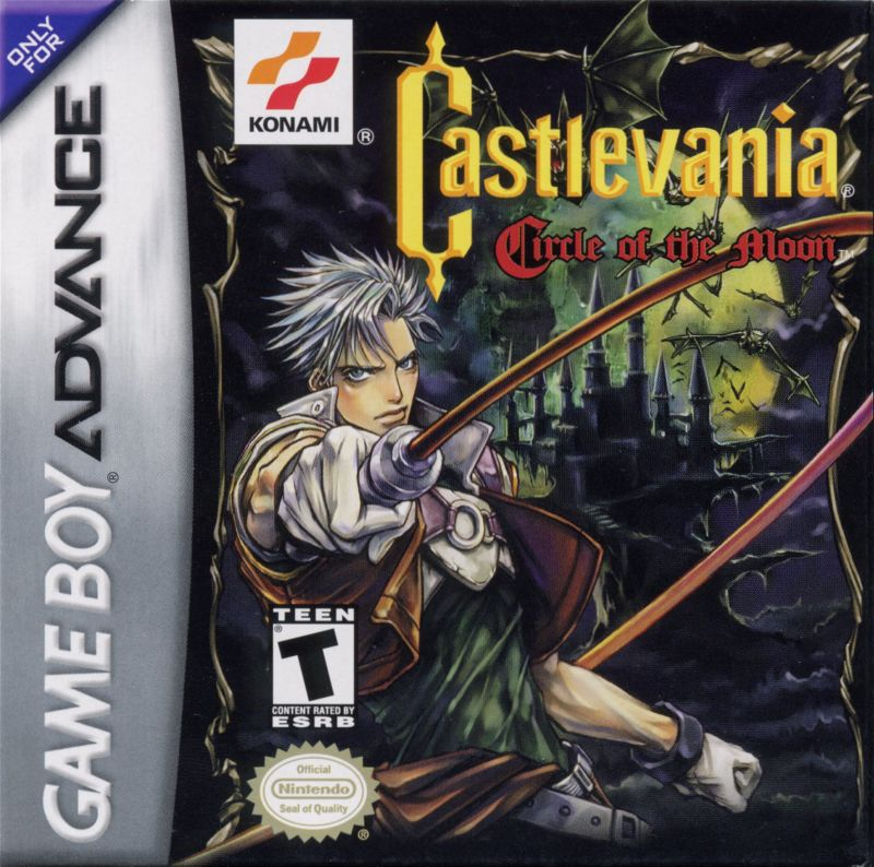 Castlevania | Circle of the Moon